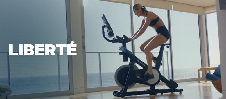 S'entrainer avec vélo de biking