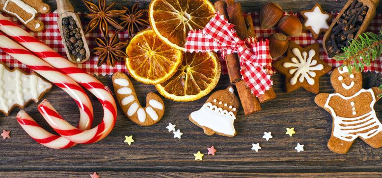 La recette de la Bûche de Noël Healthy