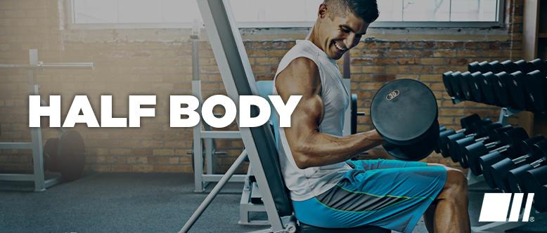 C'est quoi l'entrainement Half body ?