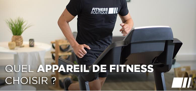 Tapis de course, rameur, vélo elliptique... Quel appareil de fitness choisir ?