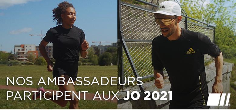 Nos ambassadeurs FitnessBoutique participent aux JO 2021 !