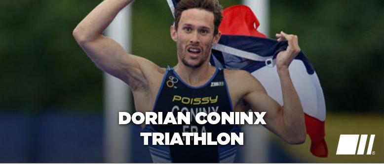 Dorian CONINX - JO de TOKYO 2021 au Japon - Triathlon