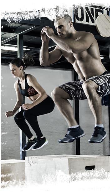 exemple d'exercice de cross training