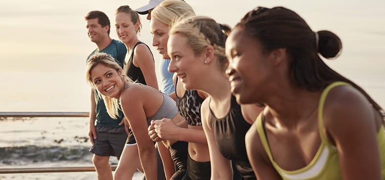 Comment être heureux grâce au sport ?