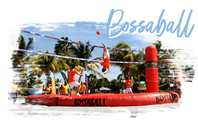Le Bossaball FitnessBoutique
