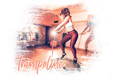 Le Trampoline FitnessBoutique