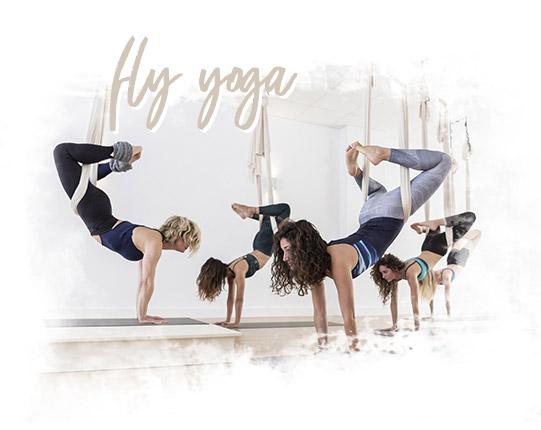 Le Yoga Aérien FitnessBoutique