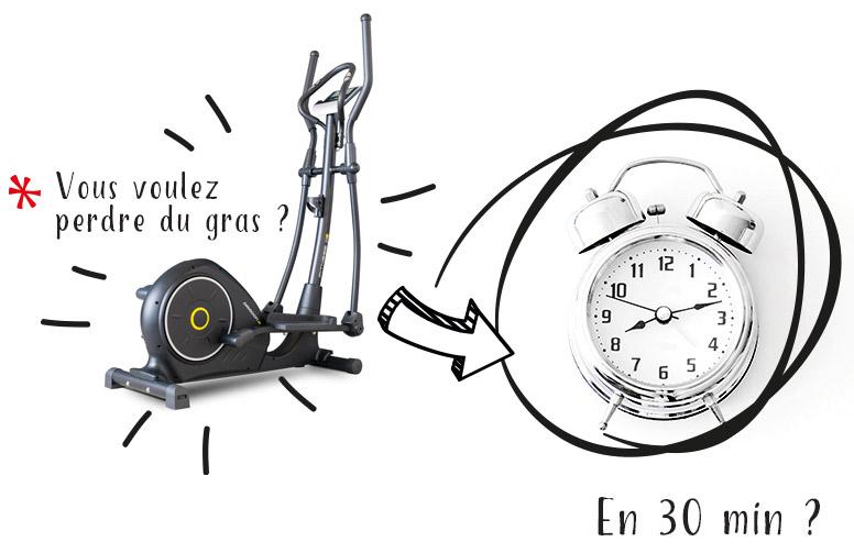 elliptique en 30min