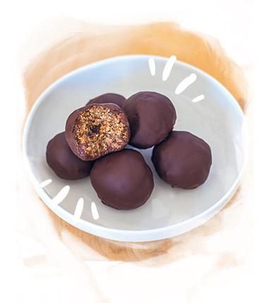 recette Proteine Ball choco-coco