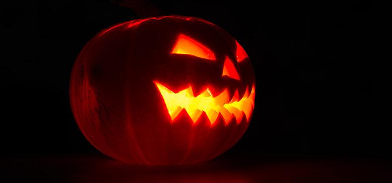 Le  training monstrueux d'Halloween