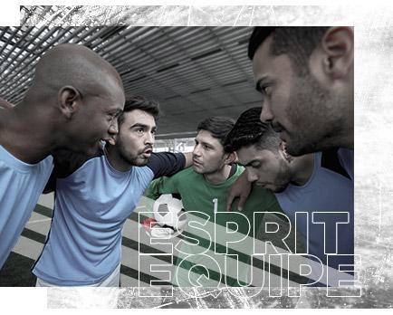 mettez vous au Futsal