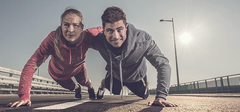 Sport : Et si vous vous motiviez à deux ?