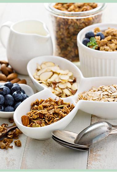 Que sont les fibres alimentaires
