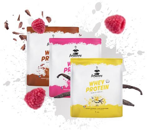 La Whey Protein Inshape Nutrition