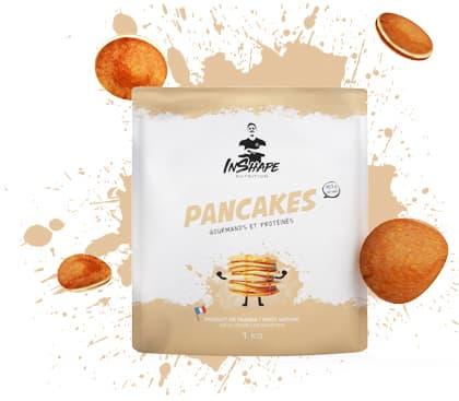 Prépration à Pancakes