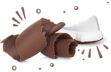 TRUFFES PROTÉINÉES CHOCO COCO