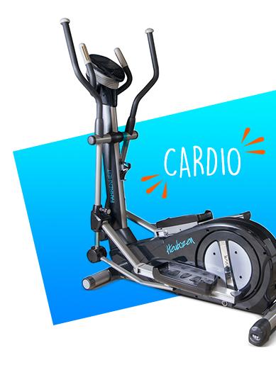 Matériel de Fitness pour maintenir son cardio
