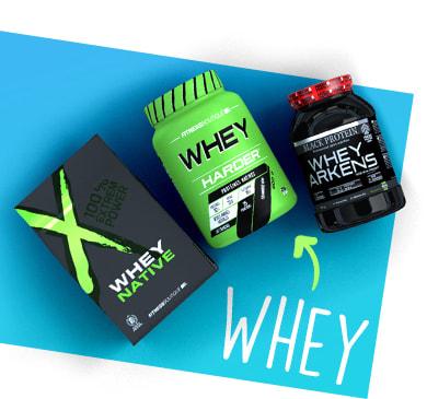 La Whey Protéine, un incontournable
