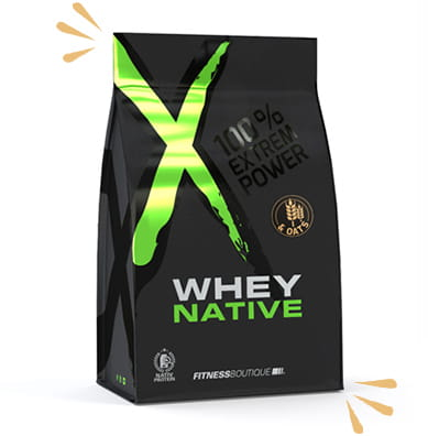 Whey & Oats de XNATIVE