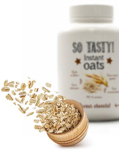 Instant oats de So Tasty