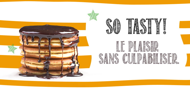 So Tasty : le plaisir sans culpabiliser !
