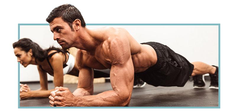 Plus de protéines pour plus de muscles