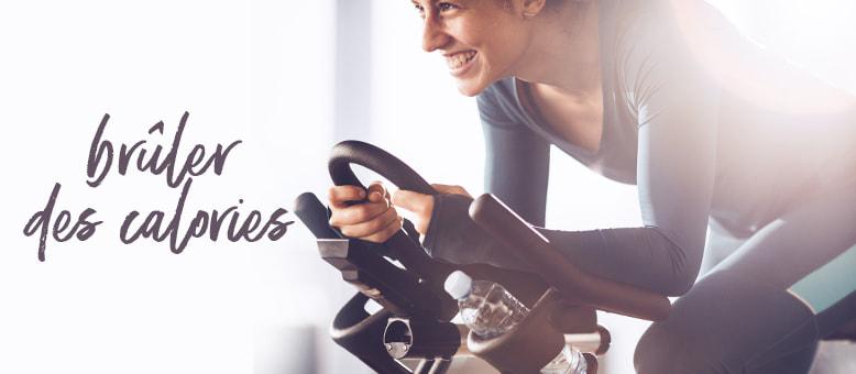 S'entrainer avec vélo d'appartement