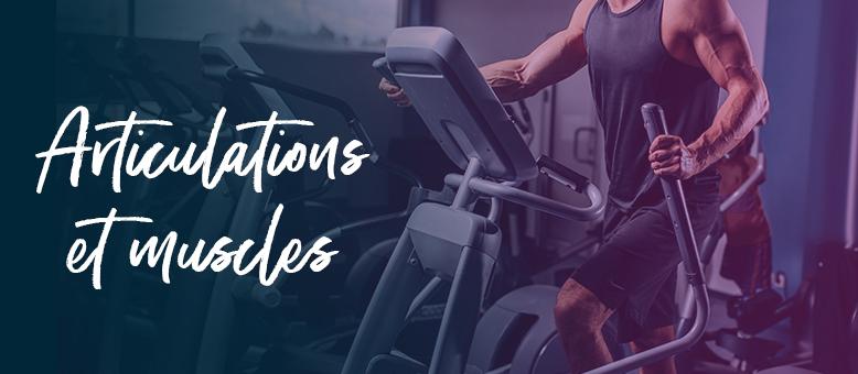 S'entrainer avec un vélo elliptique