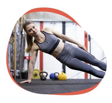Séance 3 avec des accessoires de fitness