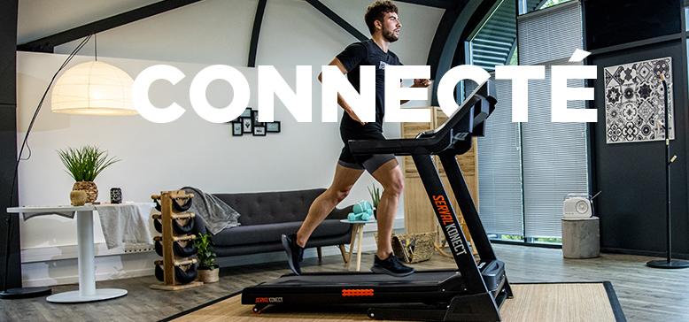 Faites du sport grâce à votre appareil fitness connecté