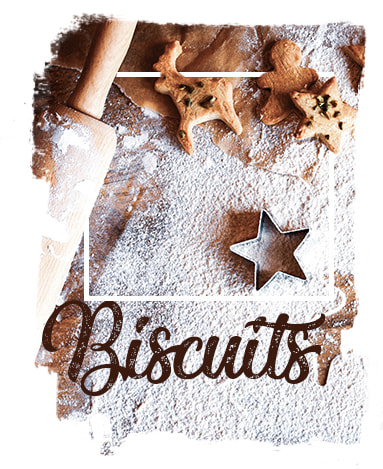 Les biscuits de Noel revisités