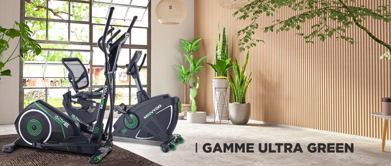 Appareils fitness auto-alimenté - Gamme Ultra Green
