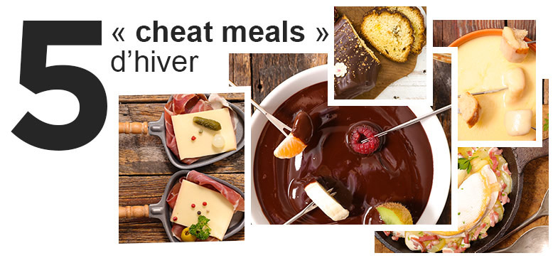 Les Cheat meals d'hiver !