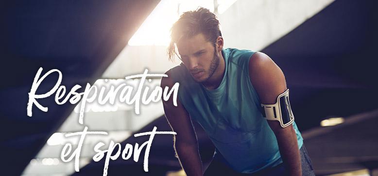 Travailler sa respiration pendant le sport !
