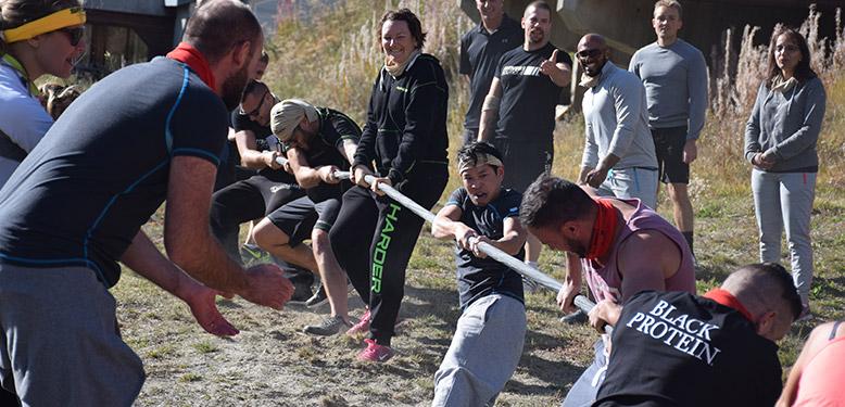 Training FitnessBoutique à l'Alpe d'Huez