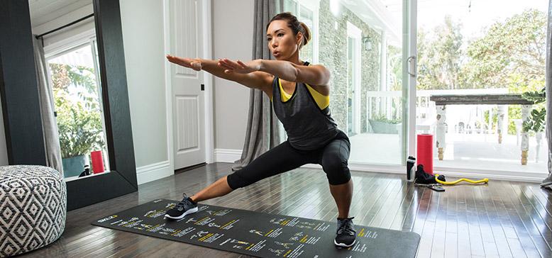 S'entraîner sans salle, c'est possible, grâce aux accessoires !