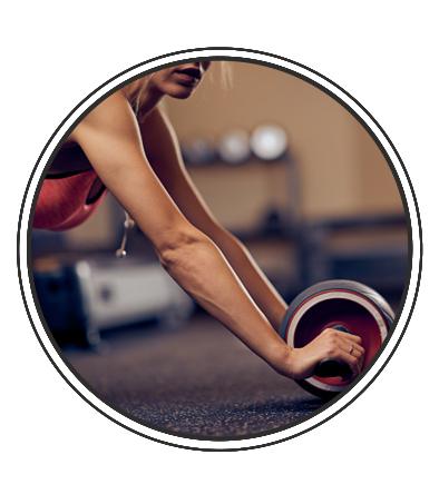 Séance 5 avec des accessoires de musculation