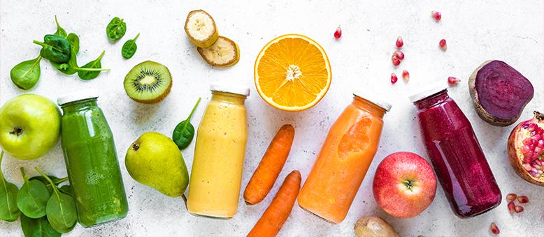 Quels sont les fruits et légumes détox ?