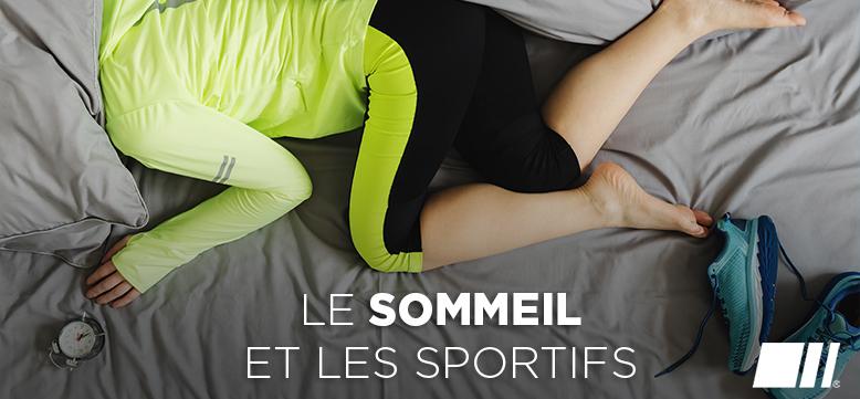 Sport et sommeil : Tout savoir sur le sommeil chez le sportif