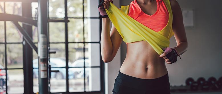 Comment sécher et perdre son ventre en musculation ?