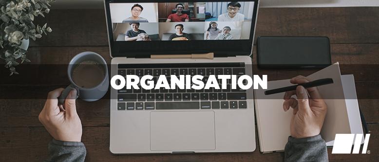 Organisez votre journée de travail