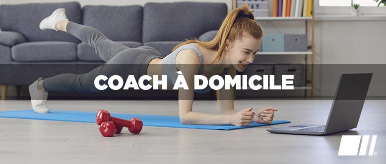 Un coach sportif gratuit à domicile ça vous tente ?
