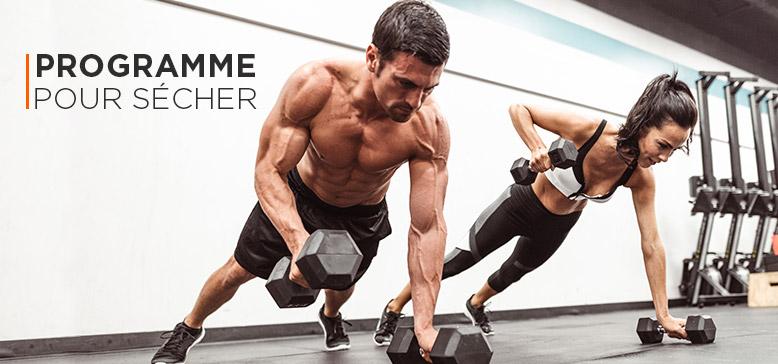 Programme Pour Secher Et Perdre Du Poids Fitnessboutique