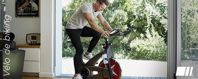 Améliorer sa santé cardiovasculaire grâce au Vélo de Biking
