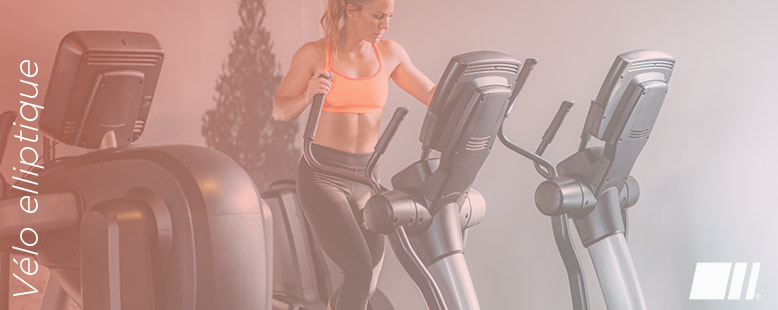 Perte de poids / tonification musculaire avec le Vélo elliptique