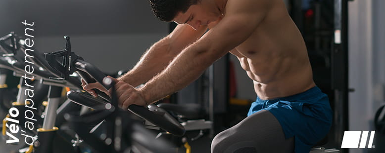 Perte de poids & tonification musculaire avec le vélo d'appartement
