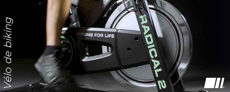 Roue d'Inertie du Vélo de Biking