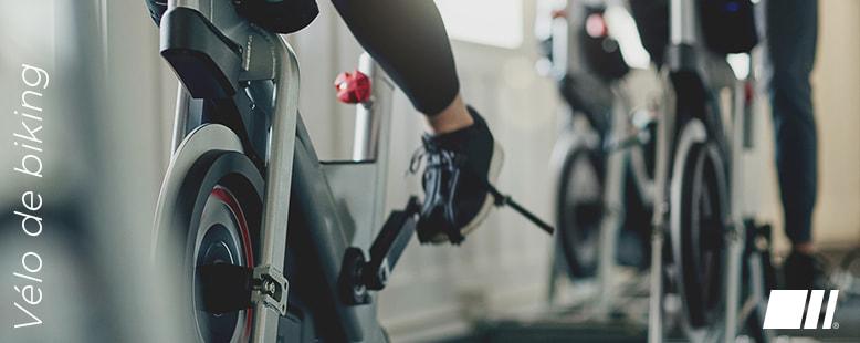 Transmission du Vélo de Biking