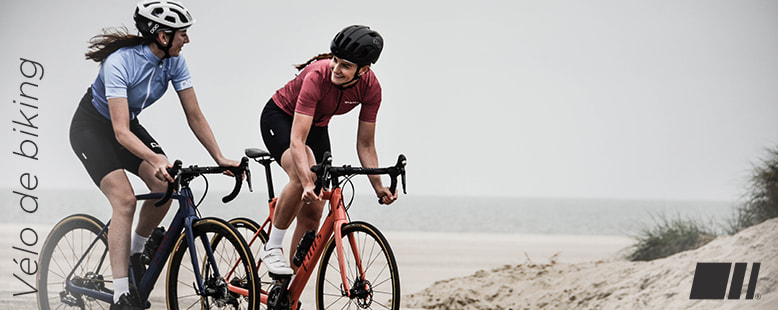 Confort d'utilisation du Vélo de Biking