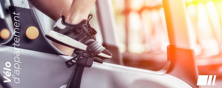 Objectifs & Niveaux avec un vélo d'appartement